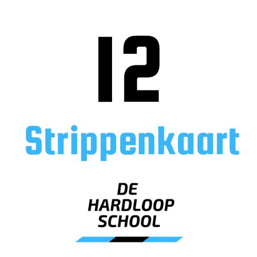 dehardloopschool-strippenkaart